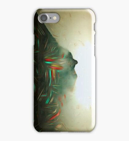 Facing Un-Reality   iPhone Case/Skin