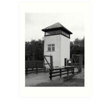 Guard Tower Art Print
