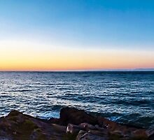 Black Point, Penmon, Panoramic. by kingssummers