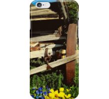 Beauty With The Beast iPhone Case/Skin