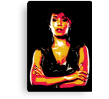 Fish Mooney Canvas Print