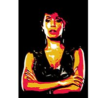 Fish Mooney Photographic Print