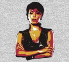 Fish Mooney One Piece - Long Sleeve
