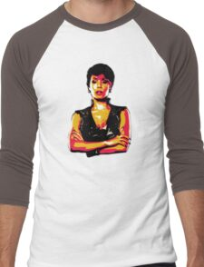 Fish Mooney Men's Baseball ¾ T-Shirt