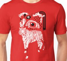 Mind's Eye Of The Tiger Unisex T-Shirt