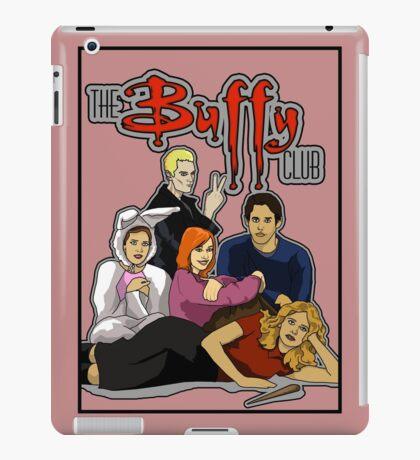 The Buffy Club iPad Case/Skin