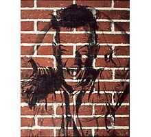 The Screaming Wall 1984 Photographic Print