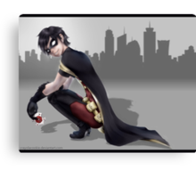 young justice robin Canvas Print