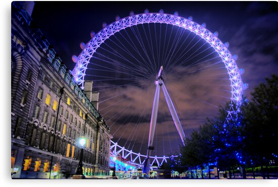 London Eye Hdr by duroo