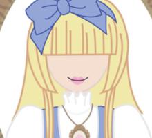 Alice's Tea - Cafe Version Sticker