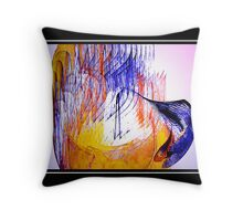 Humingbird Throw Pillow