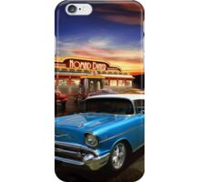 Nomad Dining iPhone Case/Skin