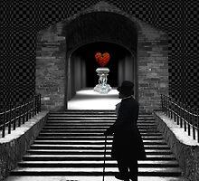Alone... by Karen  Helgesen