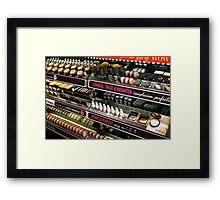 wow factor Framed Print