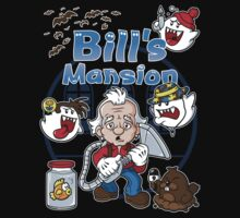 Bill's Mansion Kids Tee