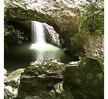 Natural Bridge 2 Photographic Print