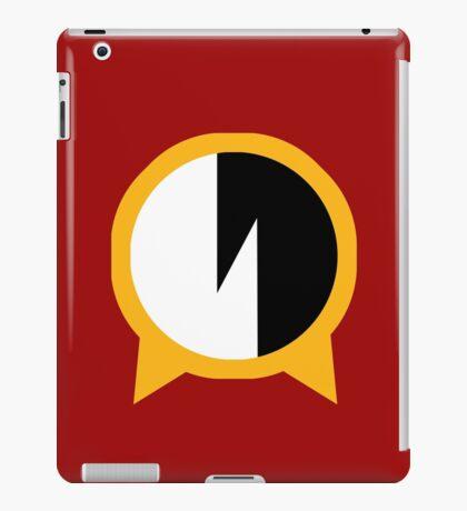Simple Protoman.EXE Navi Symbol iPad Case/Skin