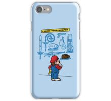 Weapon of Choice iPhone Case/Skin
