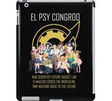 Steins;Gate Psy Congroo iPad Case/Skin