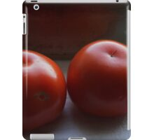 Tomatoes Placed iPad Case/Skin