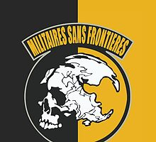 Militaires Sans Frontières by misterspotswood