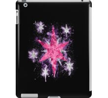 Twilight Sparkle CM Splatter iPad Case/Skin
