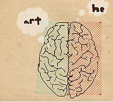 art... he. Photographic Print