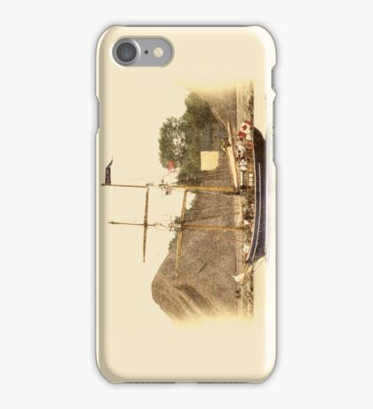 STV Playfair - Heading Up the Saginaw iPhone Case/Skin