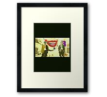 The Clown Killers Framed Print
