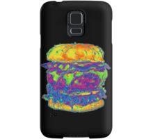 Neon Bacon Cheeseburger Samsung Galaxy Case/Skin