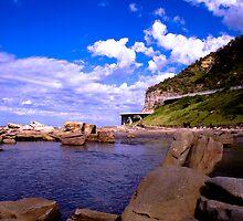 Sea Cliff bridge by Bjorn Cochet