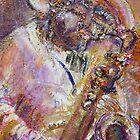 Sax in the Bayou by Faith Coddington Krucina