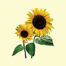 A Sunflower Mommy's Love by Susan Savad