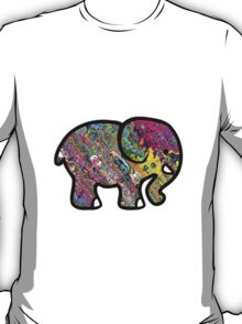Trippy Elephant T-Shirt