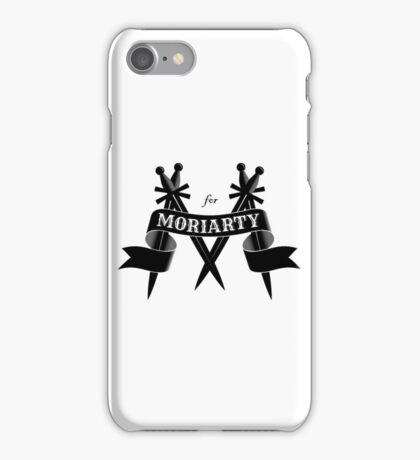 M for Moriarty iPhone Case/Skin