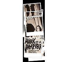 Mark of the Vampyre Photographic Print