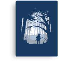 The Last of Us - Winter Canvas Print