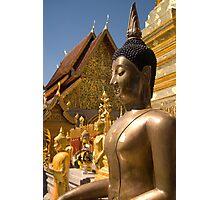 Thai Buddha Photographic Print