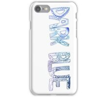 This Night's a Perfect Shade iPhone Case/Skin