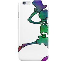 Grateful Dead Dancing Skeleton Trippy iPhone Case/Skin