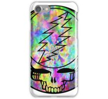 Grateful Dead Deadhead Trippy iPhone Case/Skin