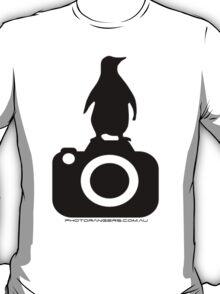 Photo Rangers Penguin TShirt T-Shirt