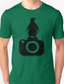 Photo Rangers Penguin TShirt Unisex T-Shirt