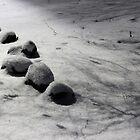 Snow Rocks by elasita