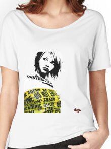 Enter Women's Relaxed Fit T-Shirt