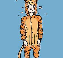 Little Tiger by Kay Allan