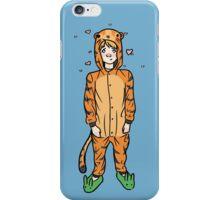 Little Tiger iPhone Case/Skin