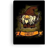 Bouncy Gandalf Canvas Print