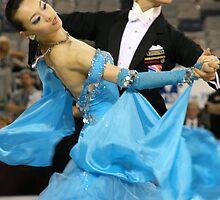 Chao Yang and Yi Ling Tan by Yentuoc