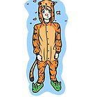 Little Tiger [2] by - Kay -